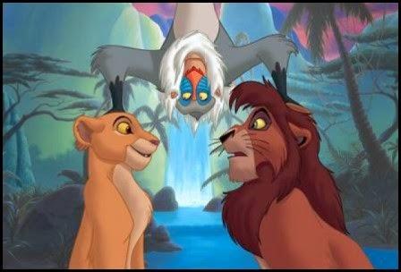 El rey león 2 (Darrell Rooney y Rob LaDuca, 1999)