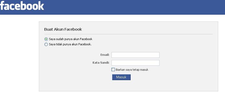 cara membuat halaman di facebook atau fb warug baca