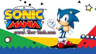 تحميل لعبة سونك على الكمبيوتر Sonic Mania pc