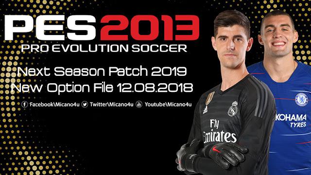 81c823fa13c PES 2013 Next Season Patch 2019