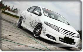 gambar modifikasi honda city