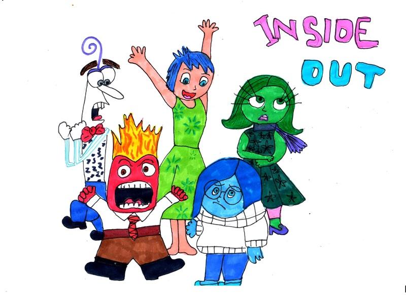 Studiamando liberamente disegni e decorazioni quot inside out