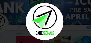 150 Token  DANK For free Sign Up