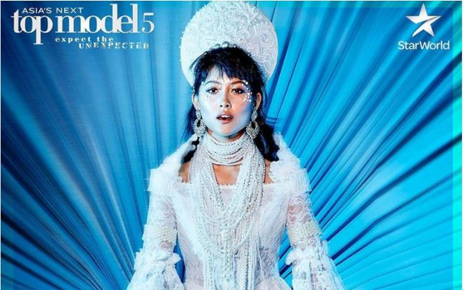 Filipina Maureen Wroblewitz crowns 'Asia's Next Top Model' winner
