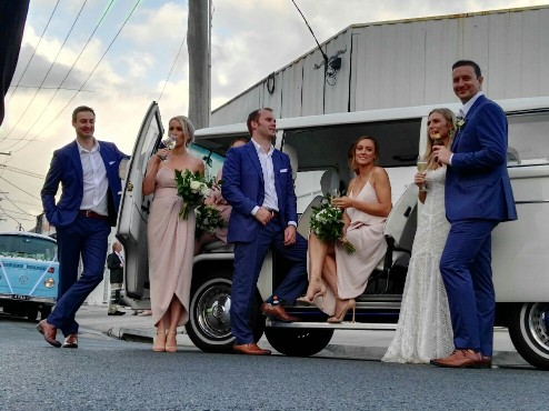 WEDDING TRANSPORT VW BYRON BAY