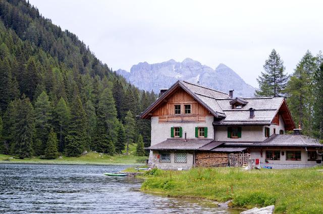 lago nambino escursione madonna di campiglio