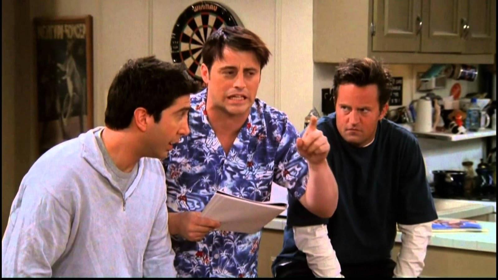 kiedy Ross i Rachel po raz pierwszy zaczynają się spotykać