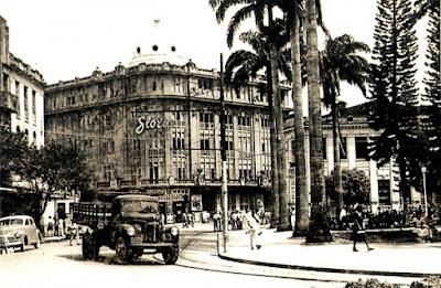 Praça Costa Pereira. Vitória, ES, maio [ou fevereiro] de 1950.