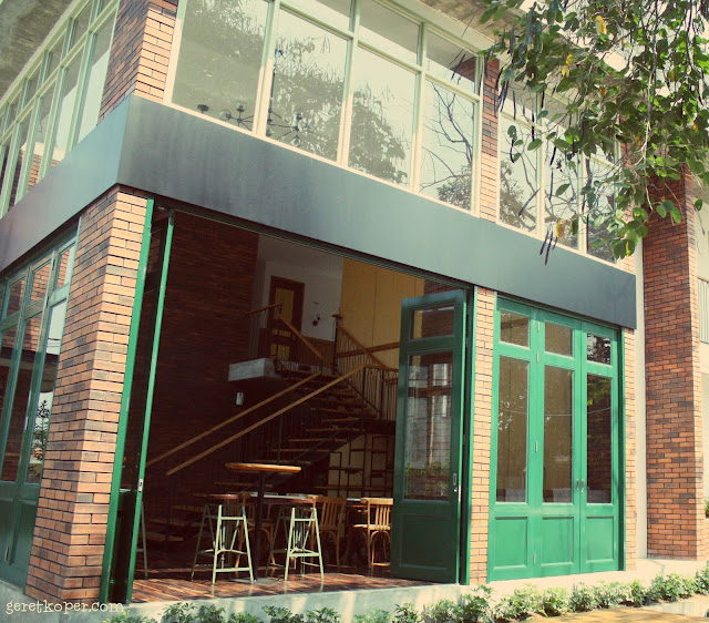 Oliver's Hostelry Bandung