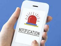 Membersihkan Pemberitahuan Pada Android Dengan Notification Hub