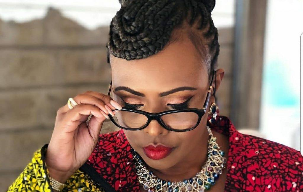 I Love You To Death, Caroline Mutoko Sends Sweet Message To Akothee