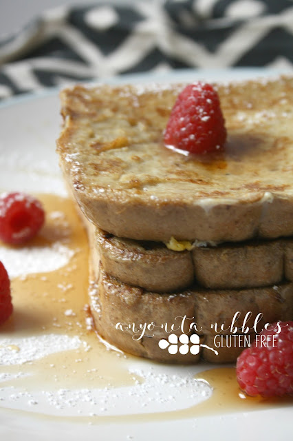 Perfect gluten free French toast with raspberries   Anyonita Nibbles