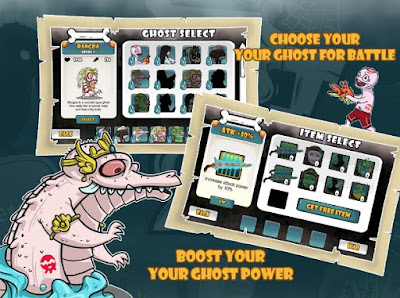 game strategi hantu ghost battle 2 apk mod - unlimited gold and gems