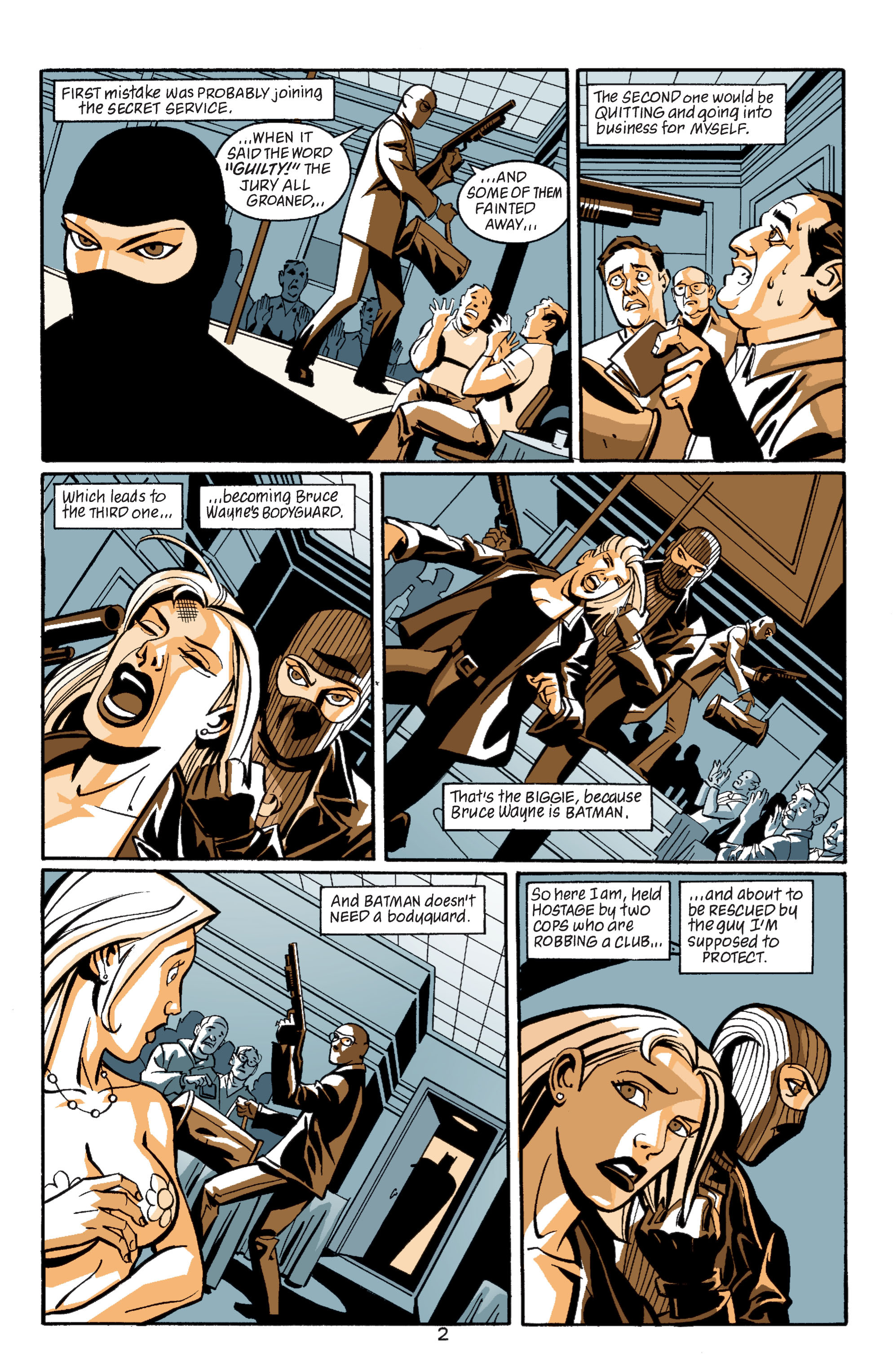 Detective Comics (1937) 759 Page 2