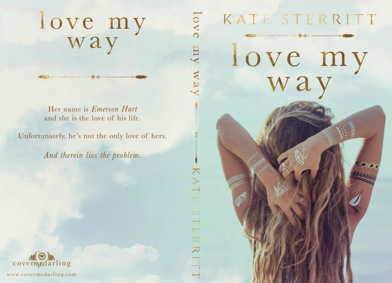Best romance novels: Love My Way by Kate Sterritt