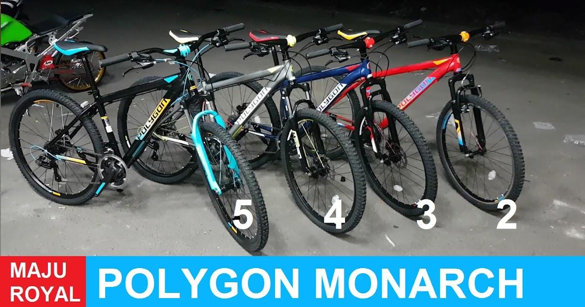 Toko Sepeda Online Majuroyal: Daftar Harga Sepeda Gunung