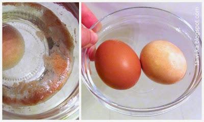 опыт с яйцом 3