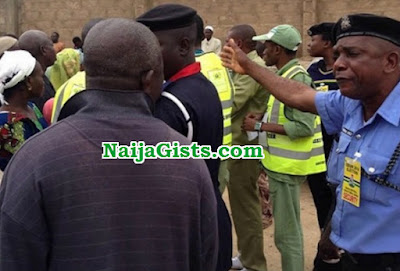 nysc corpers arrested port harcourt rivers state