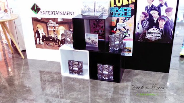 TS Entertainment Pop Up Store BAP Matoki
