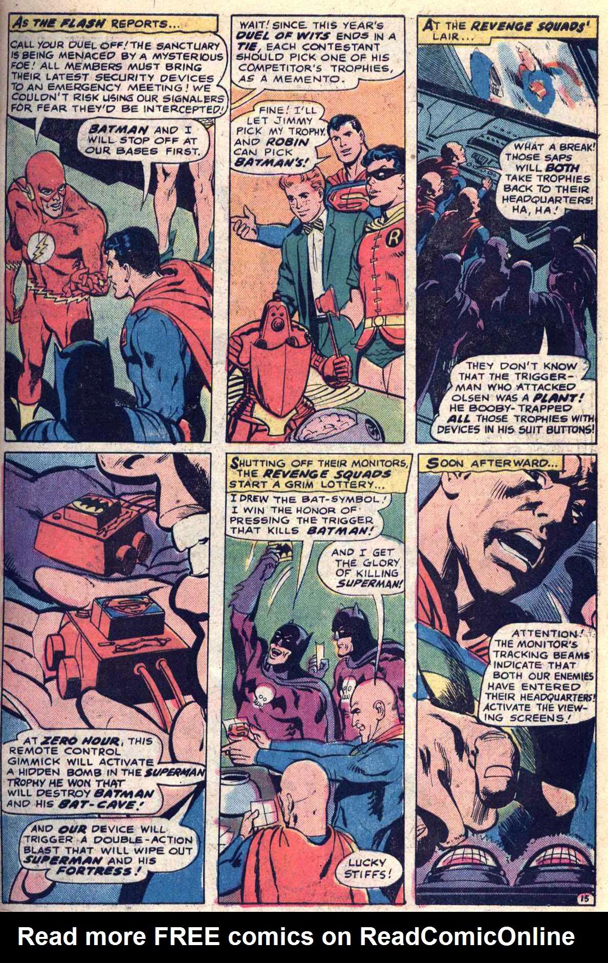 Read online World's Finest Comics comic -  Issue #175 - 20