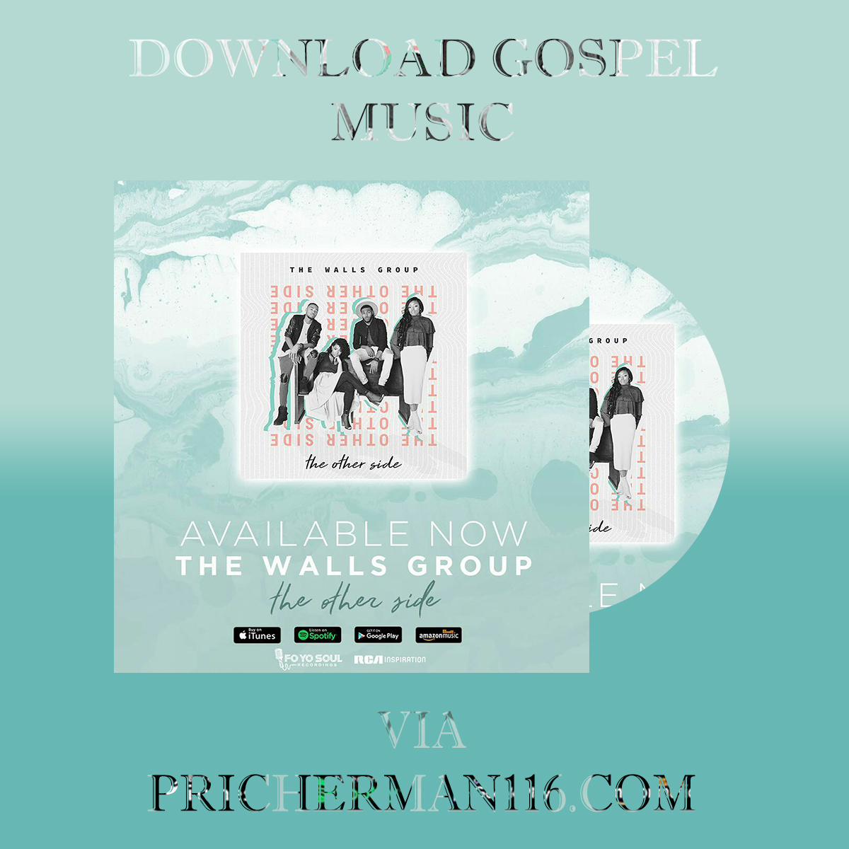 the walls group album download