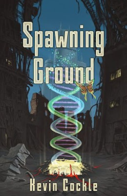 Bea's Book Nook, Review, Spawning Ground, Kevin Cockle