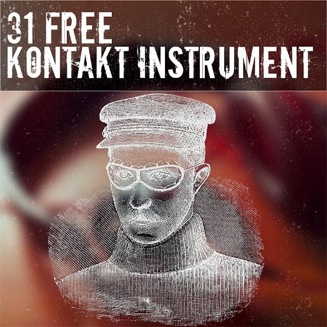 31 free Kontakt 5 instruments