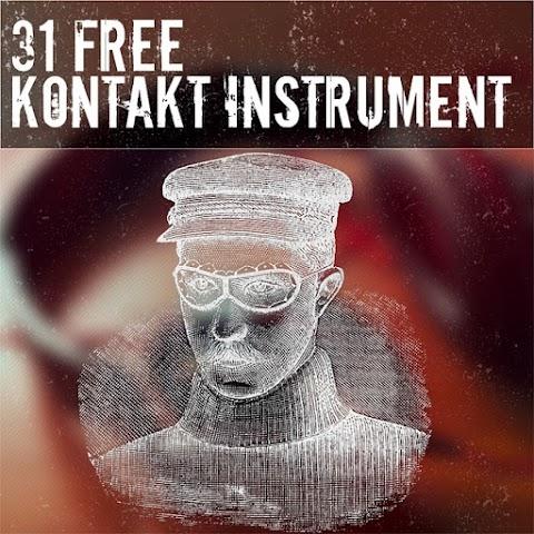 31 Free Kontakt Instruments