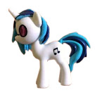 My Little Pony Puzzle Eraser Figure Series 2 DJ Pon-3 Figure by Bulls-I-Toys