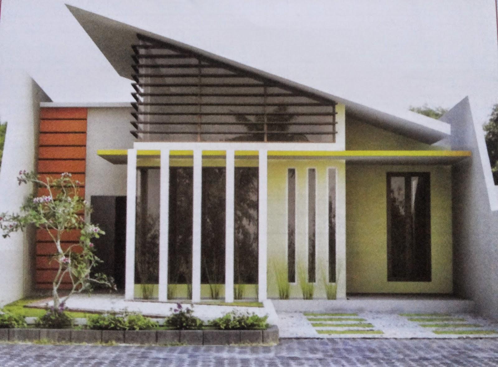 63 Desain Rumah Minimalis Atap Miring Desain Rumah Minimalis Terbaru