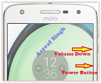 fastboot mode - Moto Z Play