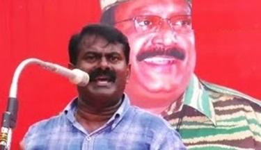 Seeman speech about Sagayam IAS
