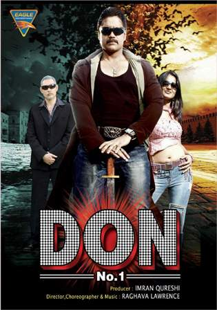 Don No.1 Full Movie Hindi Dubbed 400MB  480p