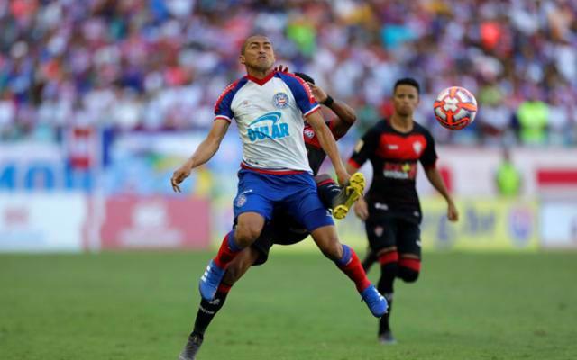 Bahia e Vitória ficam no empate sem gols na Arena Fonte Nova