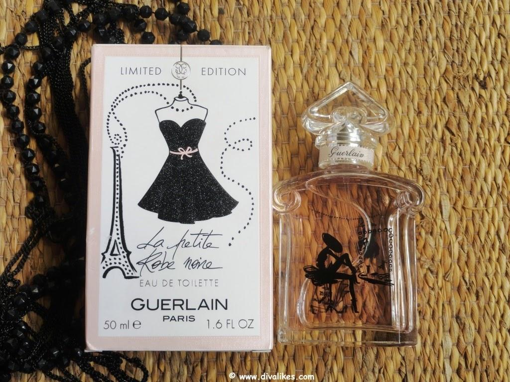Parfum petite robe noire eau de toilette