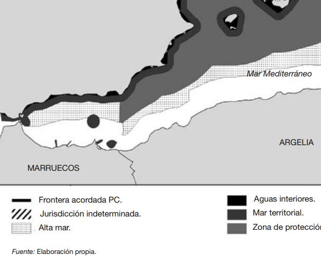 Aguas Territoriales Españolas Mapa.Gibraltar Libre Las Aguas De Gibraltar