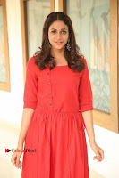 Actress Lavanya Tripathi Latest Pos in Red Dress at Radha Movie Success Meet .COM 0073.JPG