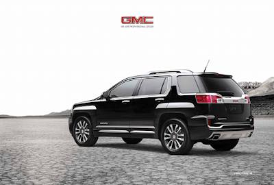Downloadable 2017 GMC Terrain Brochure