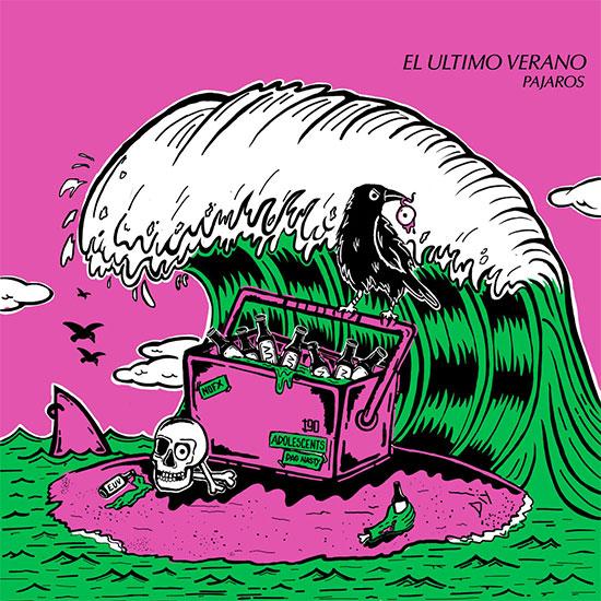El Ultimo Verano stream new EP Pájaros