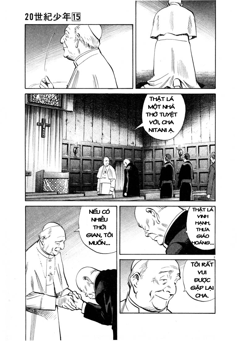 20th Century Boys chapter 165 trang 3