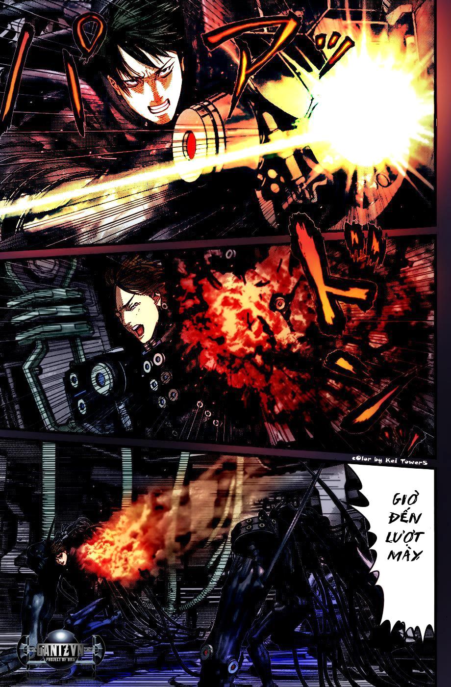 Gantz chap 365 trang 7
