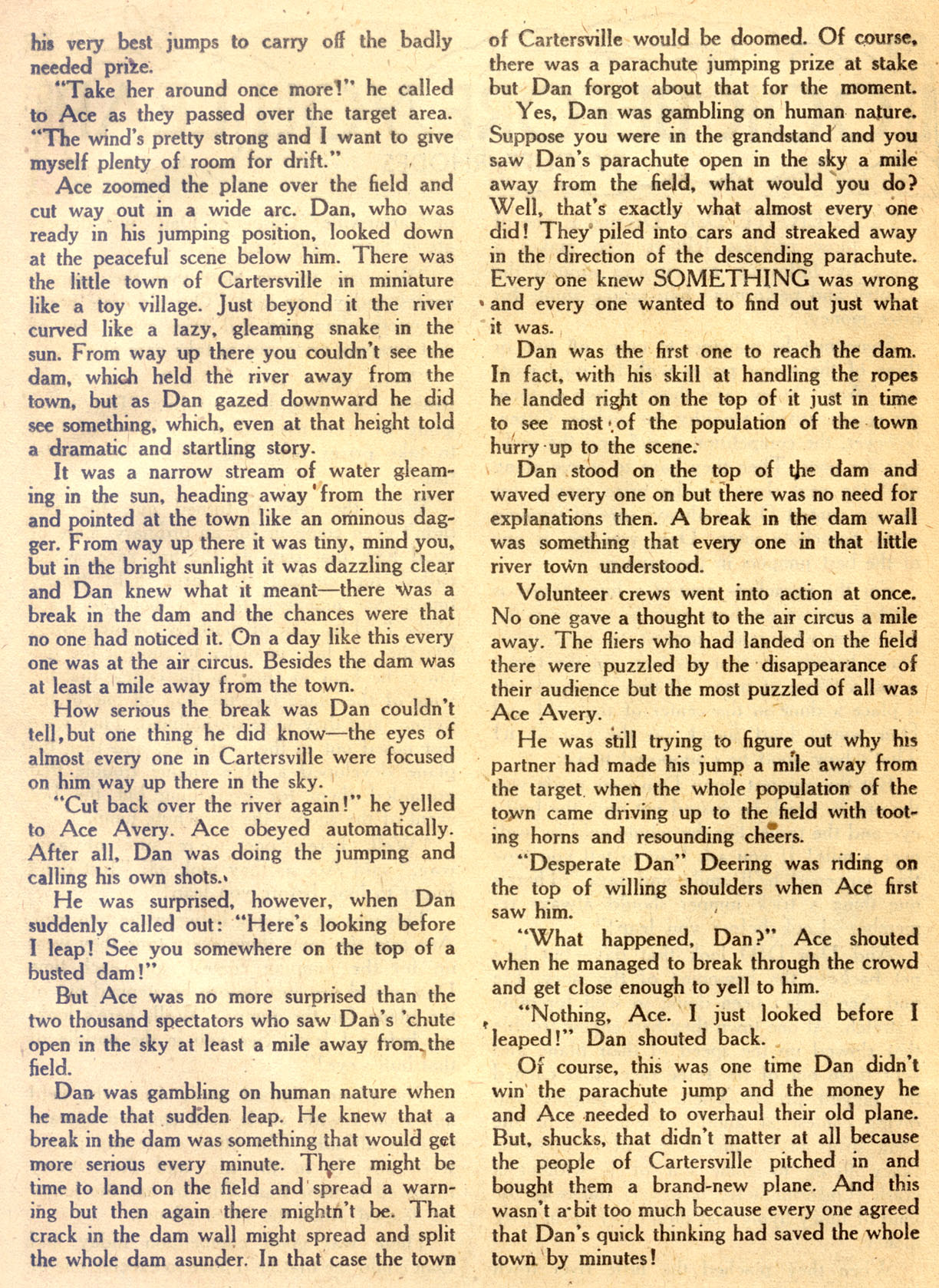 Read online Detective Comics (1937) comic -  Issue #134 - 36