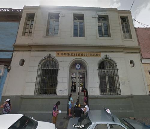 Escuela 1038 MARIA PARADO DE BELLIDO - Lima Cercado