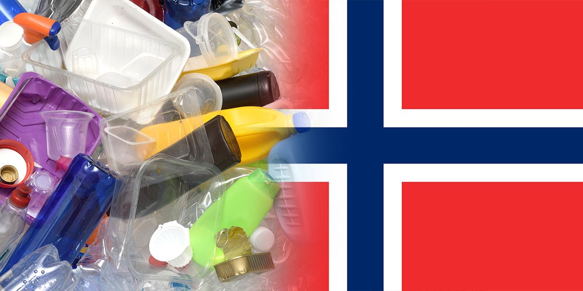 Norway Is Recycling Up To 97 Percent Of Its Plastic Bottles