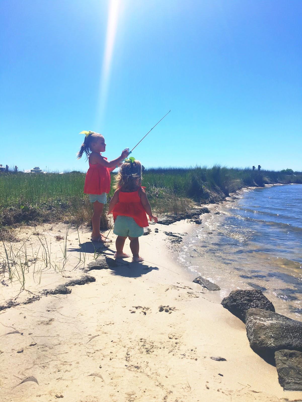 Bushel peck for Moana fishing pole