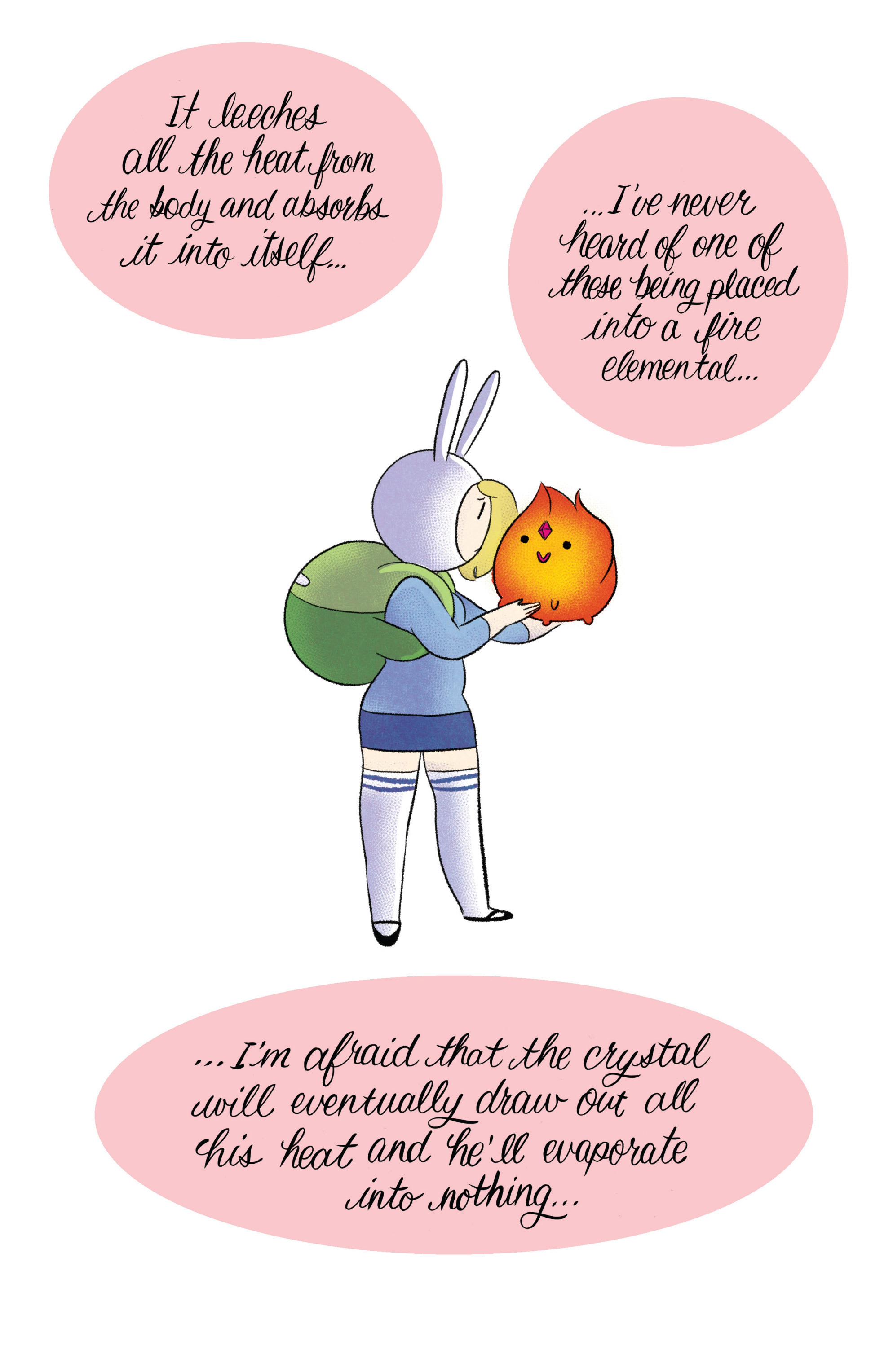 Read online Adventure Time with Fionna & Cake comic -  Issue #4 - 9
