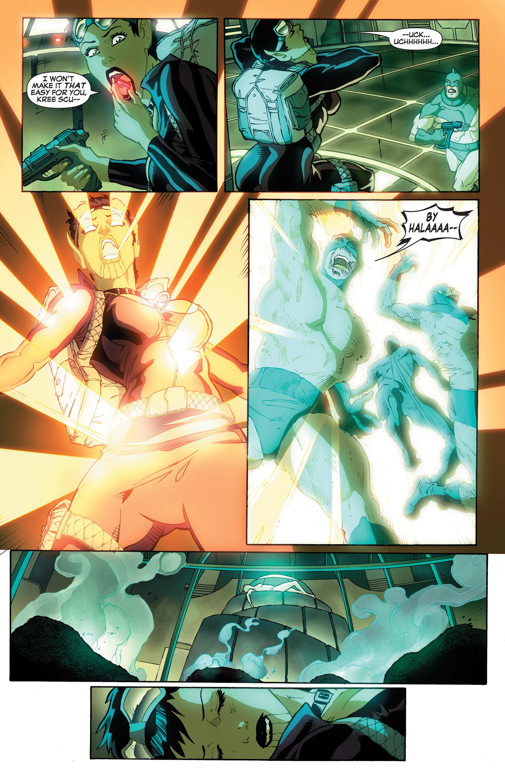 Read online She-Hulk (2005) comic -  Issue #33 - 10