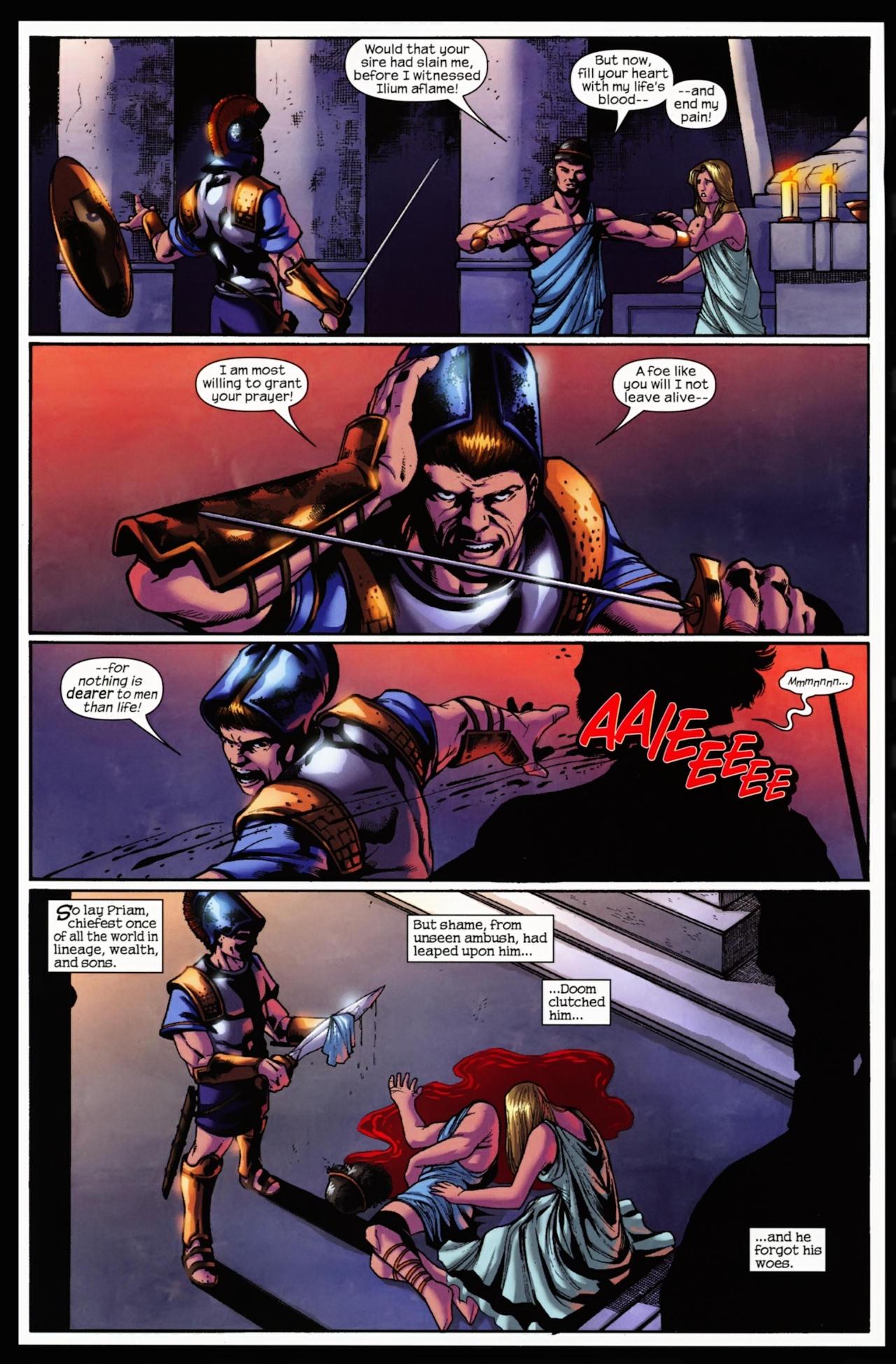 Read online Trojan War comic -  Issue #5 - 12