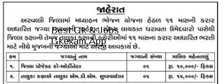 MDM Aravalli Recruitment 2018