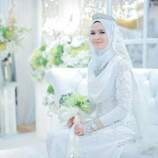 Gaun Pengantin Muslimah Malaysia